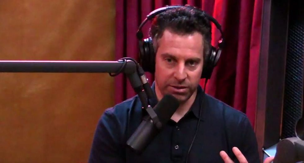 Sam Harris: A 'Reichstag fire moment' is inevitable with Trump