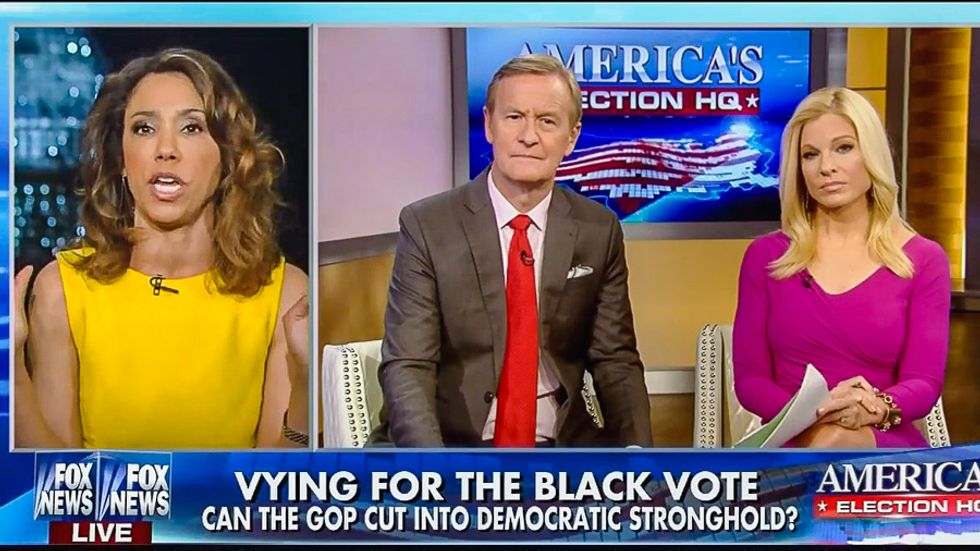 Fox guest: Republicans shouldn't 'bother' with blacks because they vote like Democratic slaves