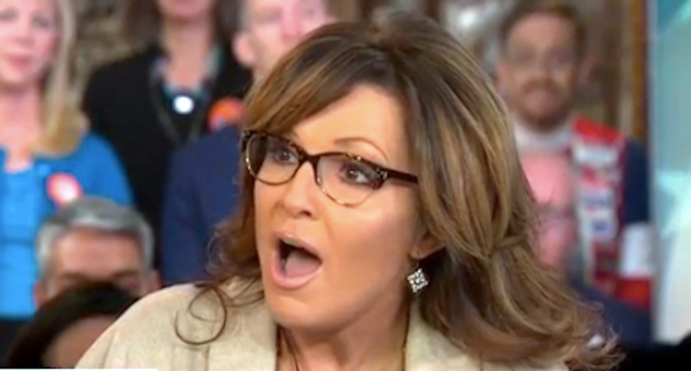 'Sitting on your lap?': Sarah Palin was sexually harassed at Fox News by Roger Ailes and others