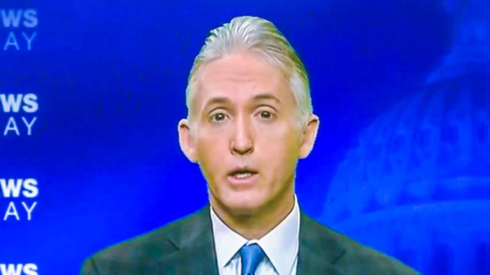 Trump fans go ballistic on Trey Gowdy after he says the Nunes memo doesn't discredit the Mueller probe