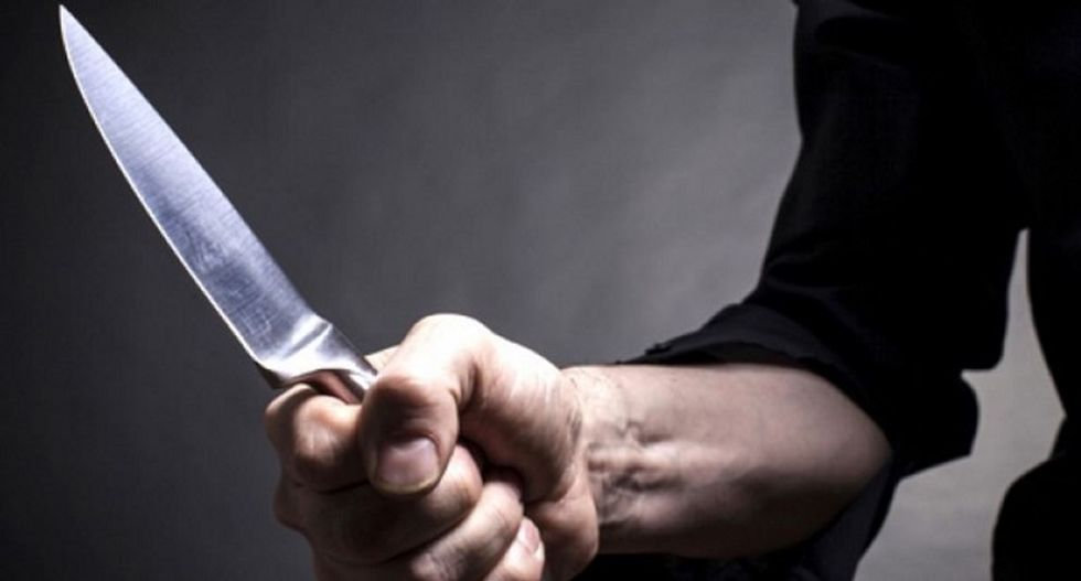 Tennessee man threatens daughter with knife after she comes out as a lesbian: police