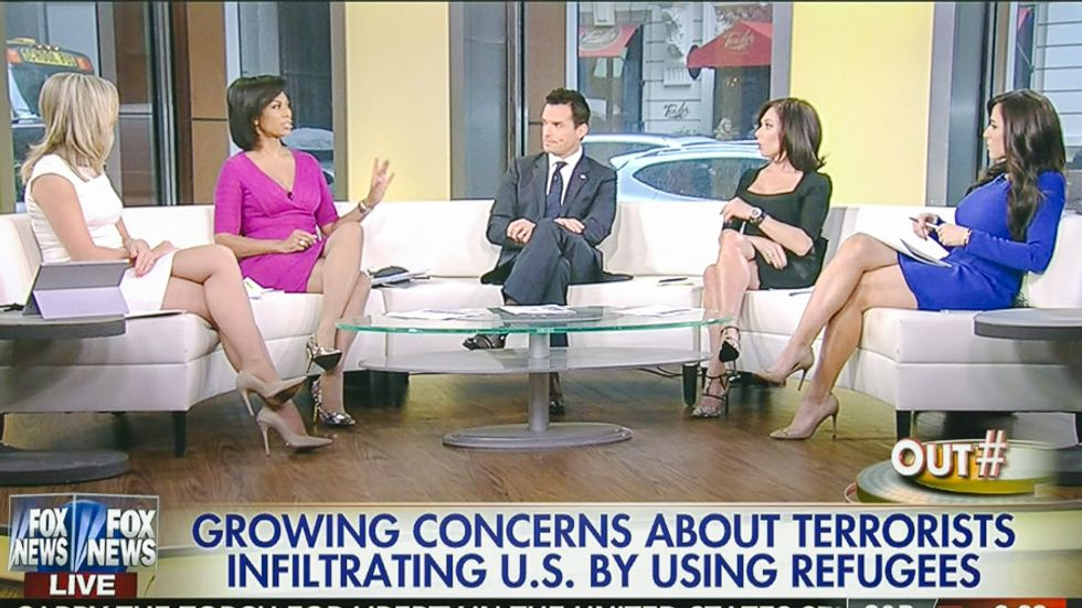 Fox panel: Ban everyone named 'Mohammed' because Muslims have 'infested' our homes