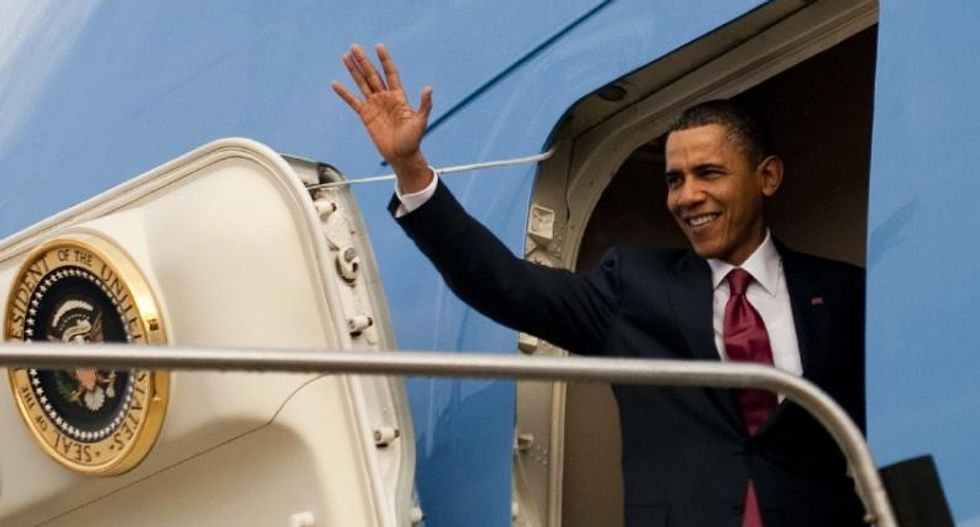 US Air Force and Boeing begin work on new Air Force One