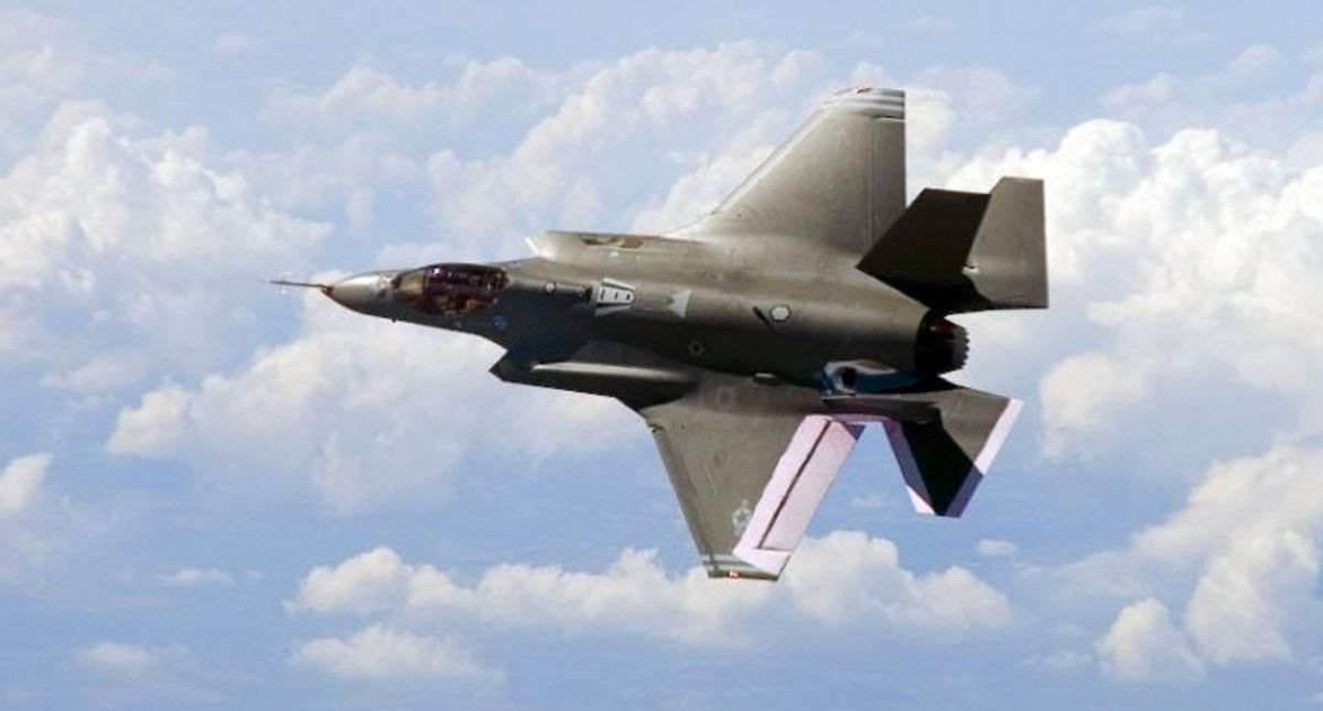 The disastrous saga of the F-35