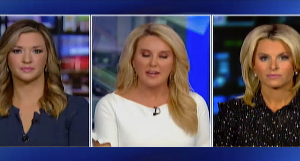 Fox News pundits debate whether Hillary Clinton should go to jail for Trump's Russia scandal