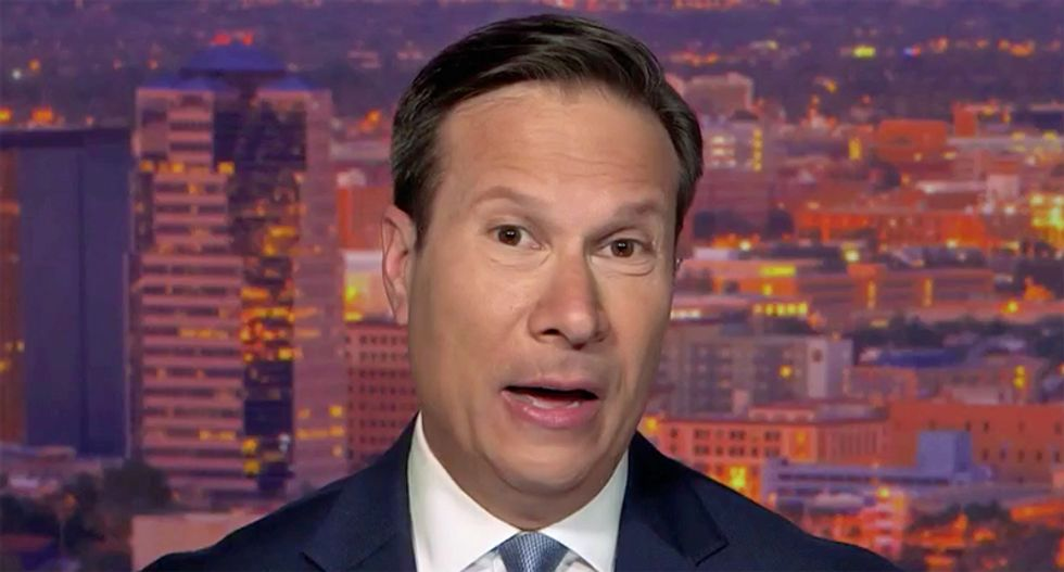 Ex-FBI official explains how Trump fooled the world into thinking he condemned racism after El Paso shooting