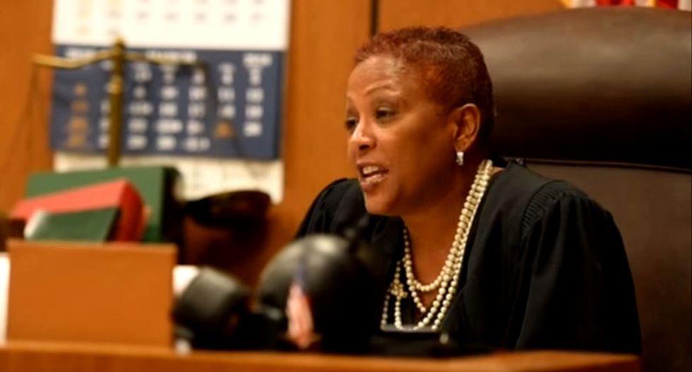 WATCH: Michigan judge destroys 'barbaric' cop who brutally beat Floyd Dent