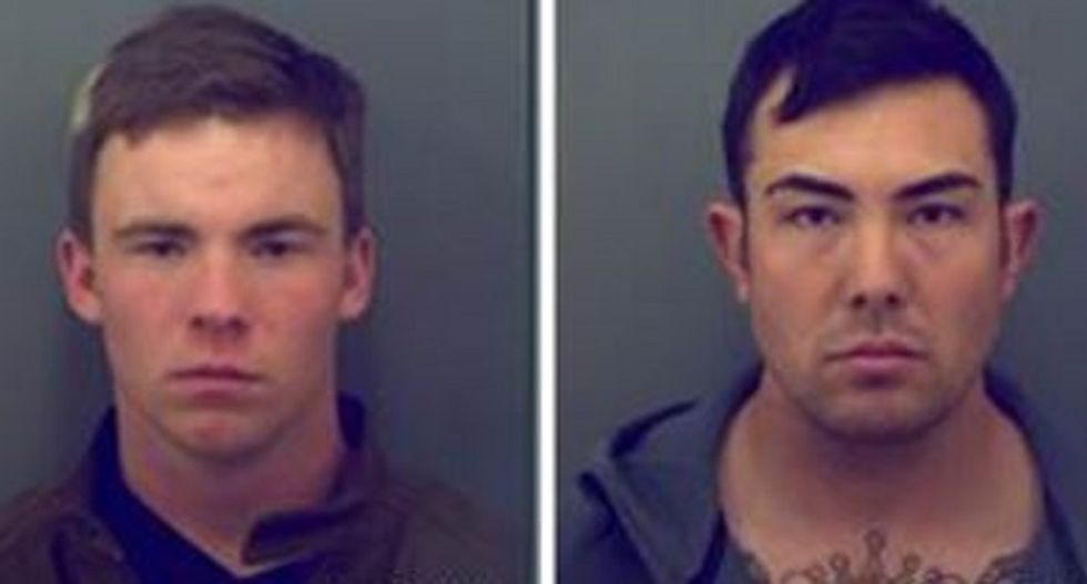 Two US Army soldiers accused of executing 16-year-old Texas boy -- and laughing afterward