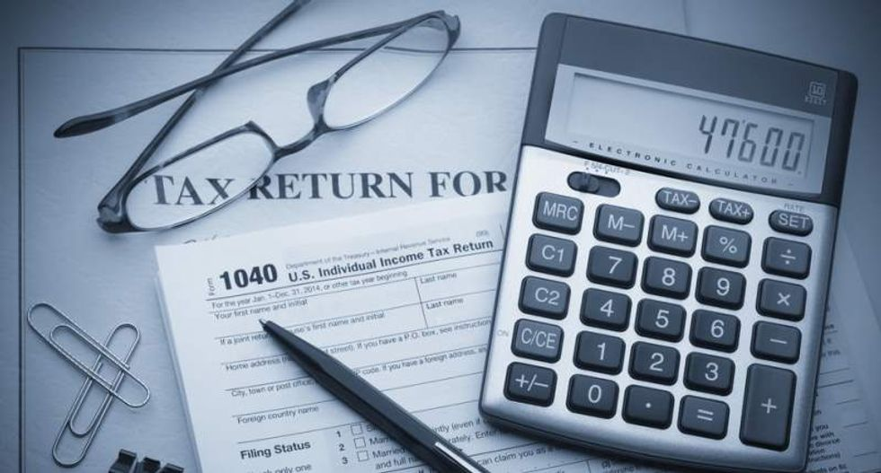 IRS resumes processing tax returns Thursday after system outage