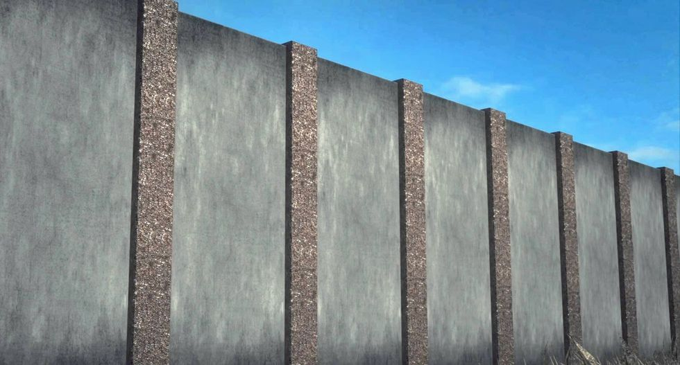 US selects four construction firms to build U.S. border wall prototypes