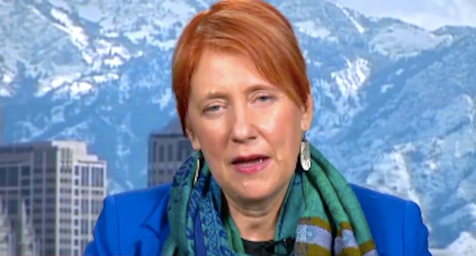 Ex-Mormon Tabernacle Choir singer calmly deflects CNN anchor's sexist jab: 'I don't feel hysterical'