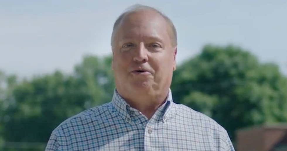 National Republican campaign staff had no idea that Minnesota candidate had history of wildly sexist and racist remarks