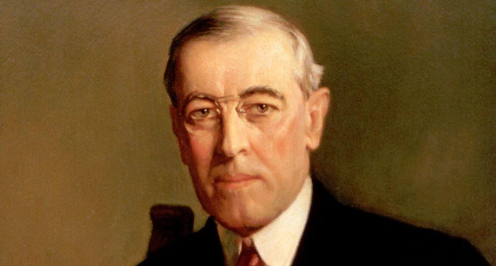 Princeton to keep President Woodrow Wilson's name despite racist ties