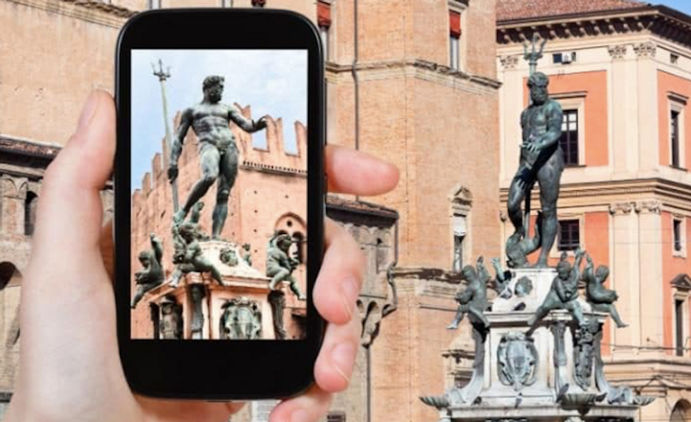 Facebook censors historian to protect users from Roman god's sculpted genitalia