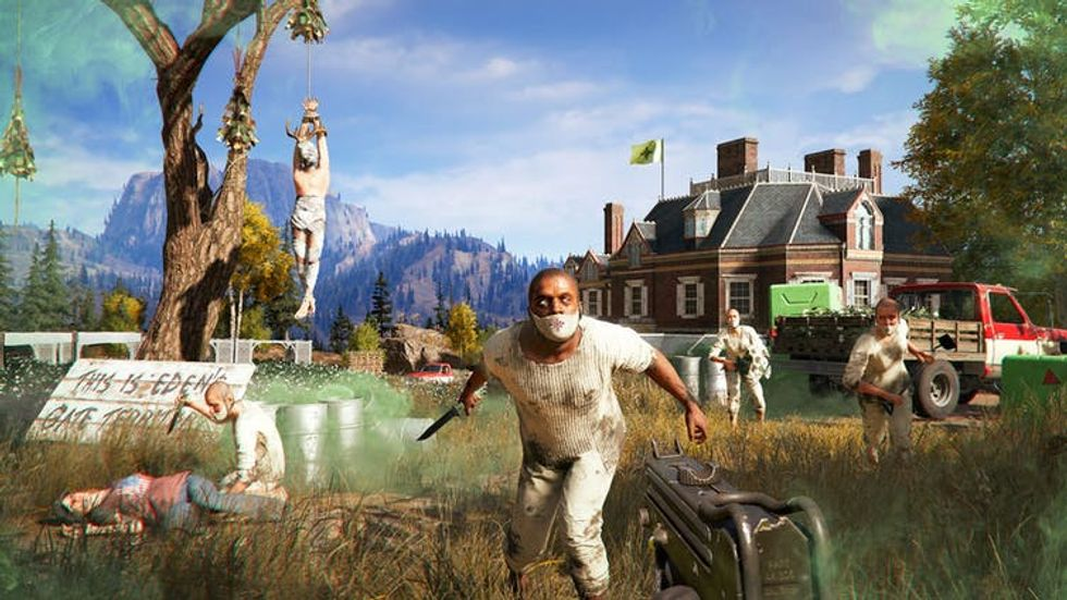 Far Cry 5: cults, radicalism and why this video game speaks to today's divided America