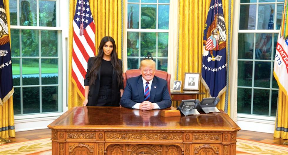 Fact-Check: Criminal justice reform didn't save Alice Johnson -- Kim Kardashian did