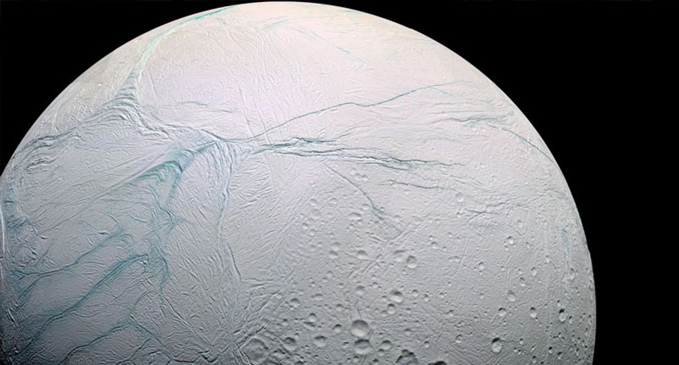 NASA: Saturn moon Enceladus is able to host life – it's time for a new mission