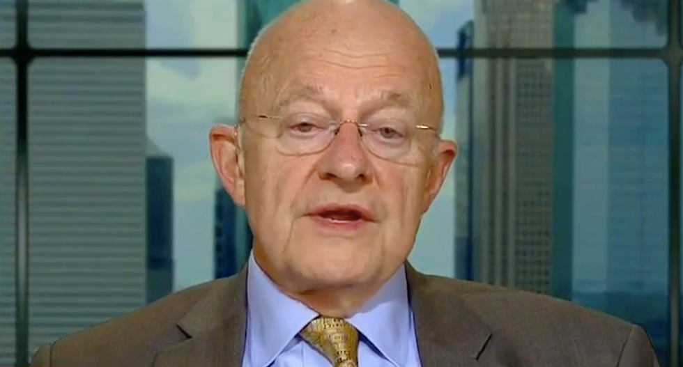 'It sure looks like obstruction was committed': James Clapper demands to know why Barr let Trump off the hook