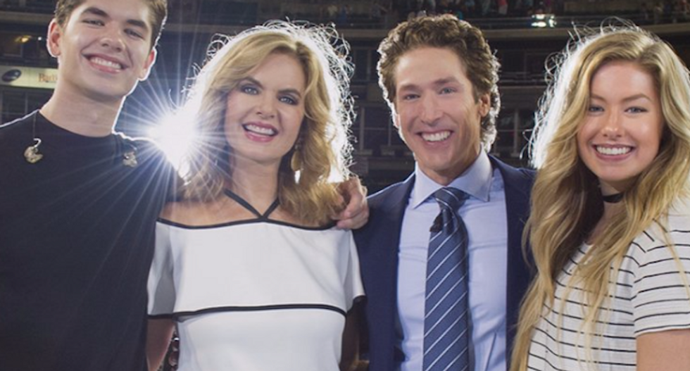 Joel Osteen built a cult-like empire by giving desperate Americans 'an empty box of hope'