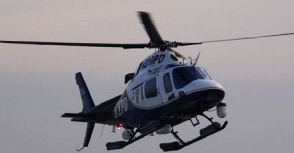 New York police deploy helicopters and K-9 units to find teen who skipped $2.75 subway fare