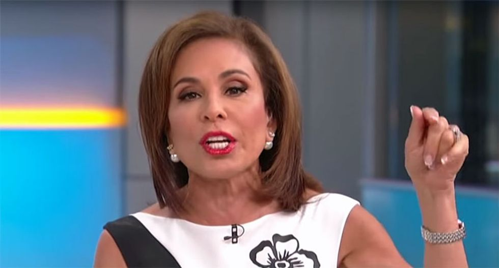 Judge Pirro's latest conspiracy theory: 'Christopher Steele may have been a spy in the Trump campaign'