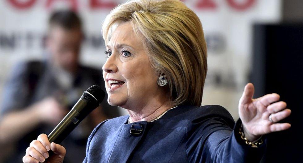 Hillary Clinton wins Democratic primary in Arkansas
