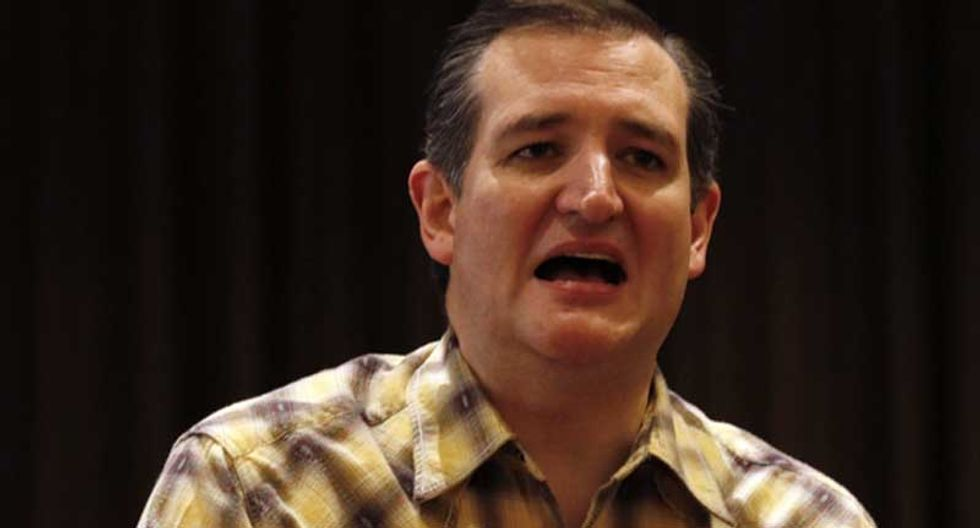 The Internet believes Ted Cruz is the Zodiac killer — and so far he hasn't denied it