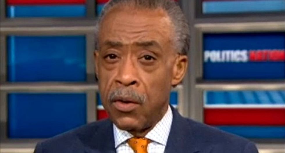 Trump hurls racist abuse at Rev. Al Sharpton: 'Hates Whites & Cops!'