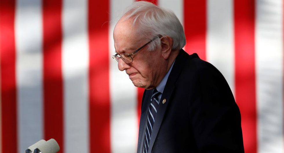 Here's the fatal flaw in Bernie Sanders supporters' claim that the establishment screwed him