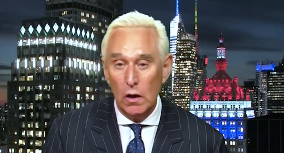 Trump ally Roger Stone says US intelligence tried to assassinate him in Wednesday hit-and-run crash