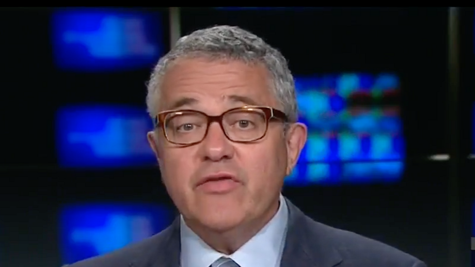CNN's Toobin slaps down Rudy Giuliani's whine about a Trump 'perjury trap': 'It's a not a trap if you tell the truth'