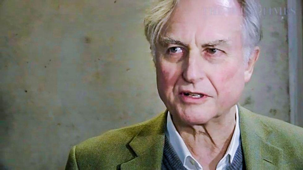The dangerous delusions of Richard Dawkins
