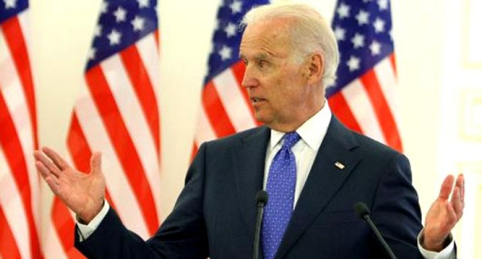 Joe Biden admits defeat on gun control but urges lawmakers to keep trying