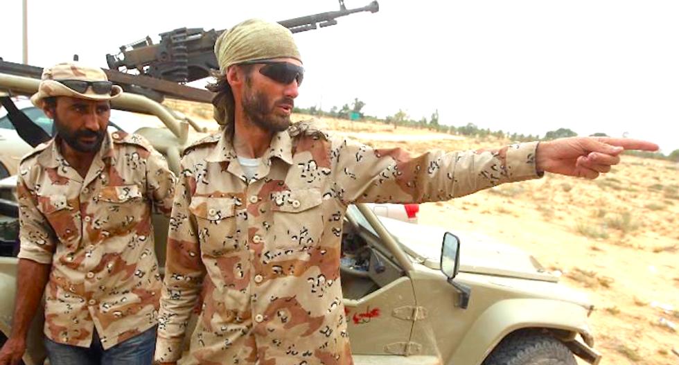 American Christians heading up private militias fighting jihadists in Iraq