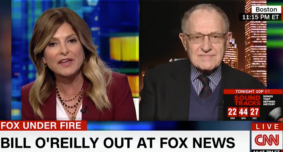 WATCH: Lisa Bloom slams Alan Dershowitz after he downplays the impact of O'Reilly victims coming forward