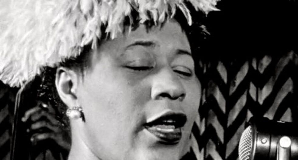 Ella Fitzgerald's flirtation with reefer songs
