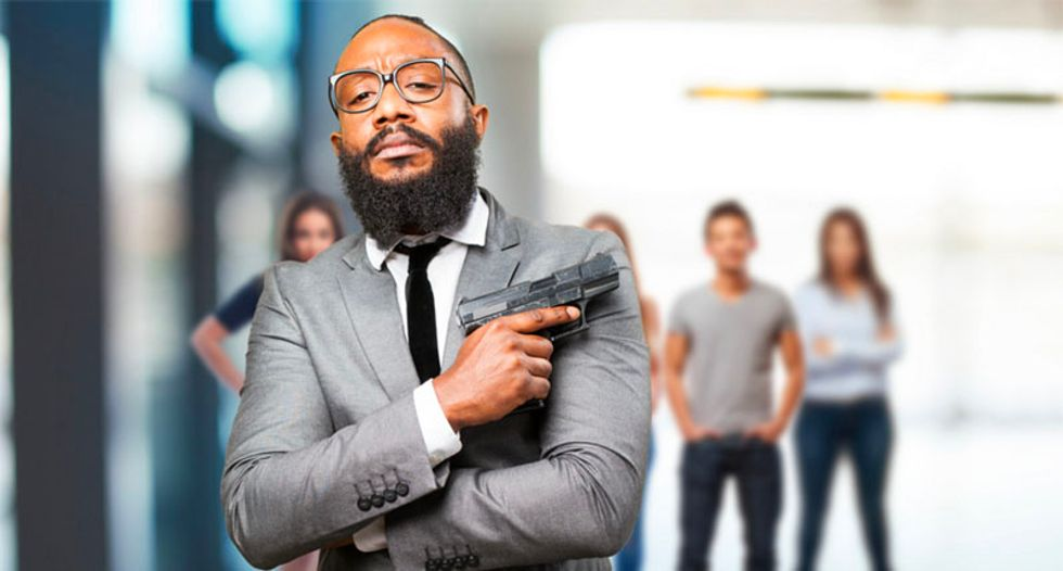 Want to see gun control enacted? Support a movement to arm all black Americans
