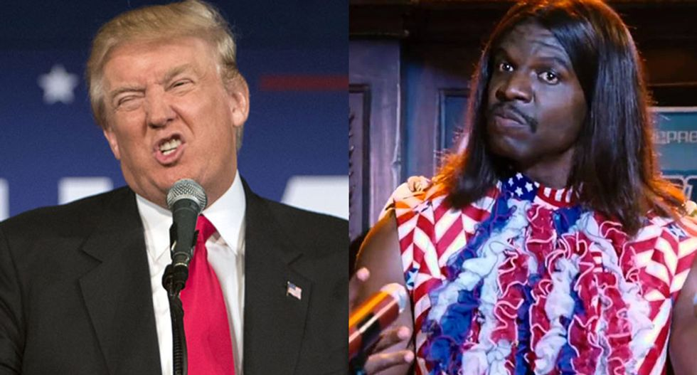'Toddler in Chief': Expert explains how Trump is worse than Idiocracy's President Camacho