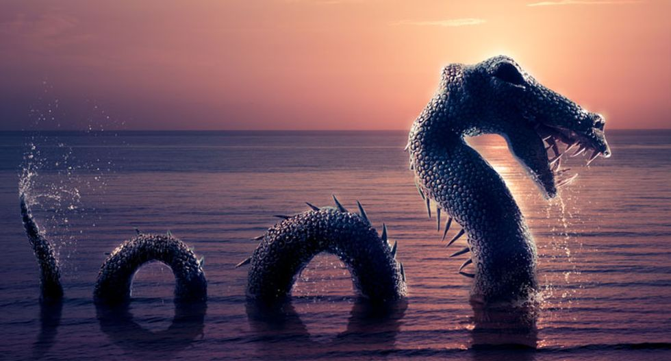 Why some people still insist the Loch Ness monster is real