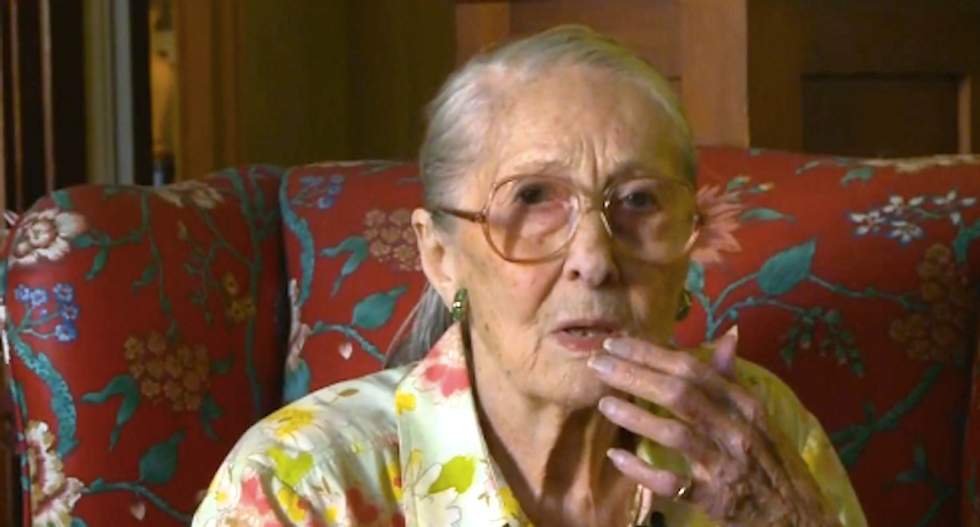 97-year-old cancer patient faces eviction from California home of 66 years so 'greedy' landlord can cash in