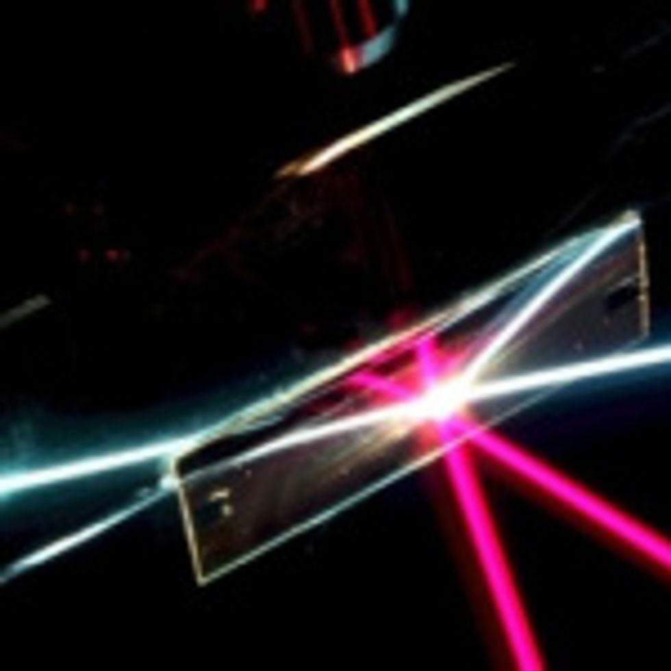 Entirely new way to filter light achieved by MIT researchers