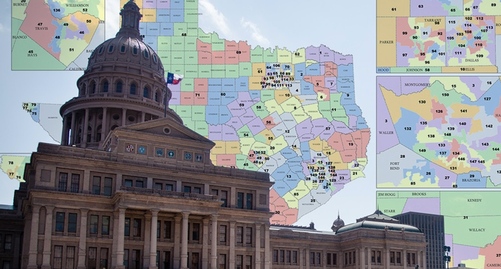 Texas lawmakers intentionally diluted minority votes in district maps: Federal court