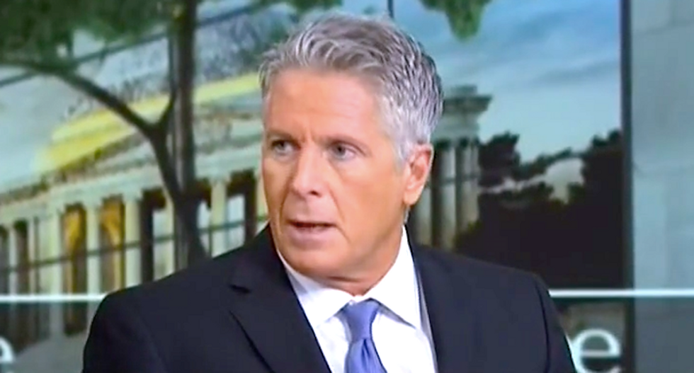'He's a vulgar pig — he's physically disgusting': MSNBC's Donnie Deutsch roasts Trump over Mika tweets