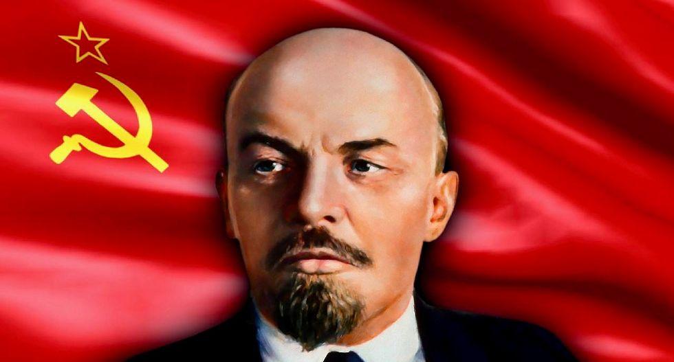 Criminal or mad? Russian film and TV debunk 'Lenin myth'