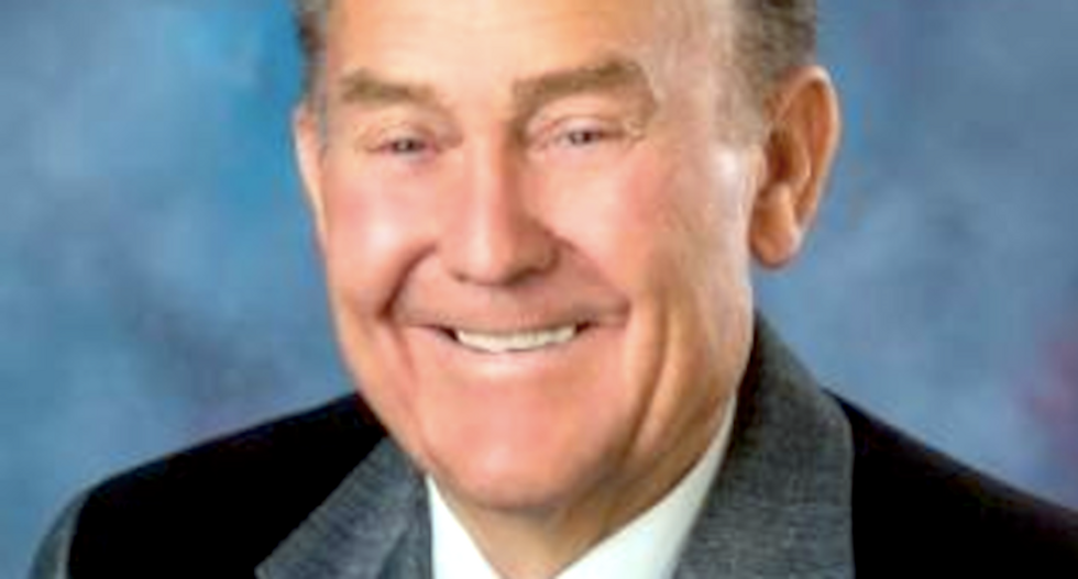 Idaho Republican thinks 'trauma' prevents pregnancy in rape: 'That may be true with incest a little bit'