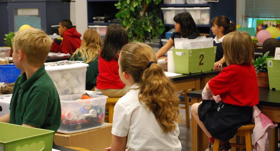 Local Arizona paper: State legislators are 'enemies of public education' for supporting school vouchers