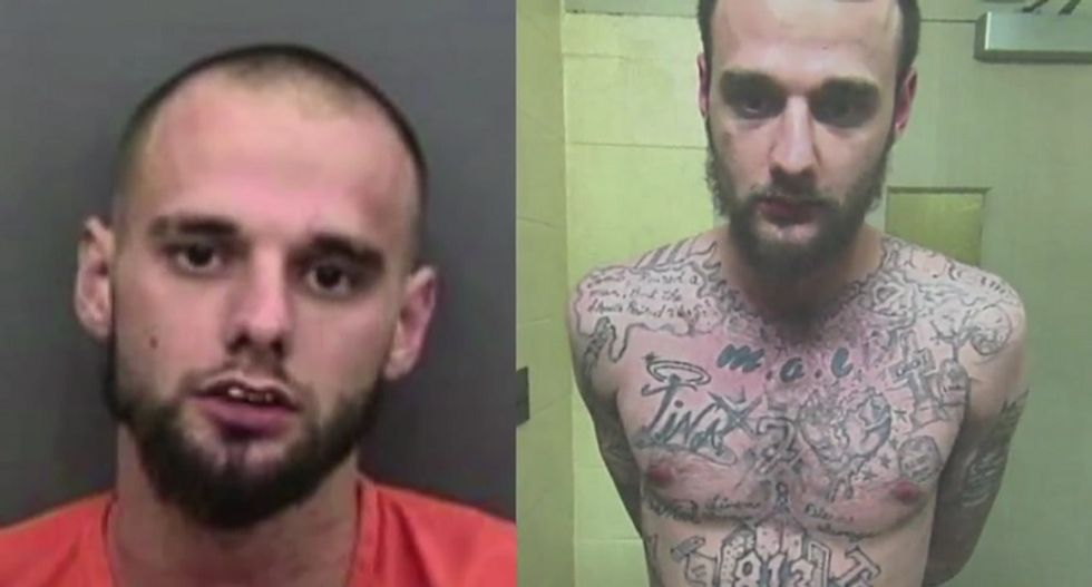 Florida man on Tampa's 'most wanted' list chews off fingertip skin to avoid being identified by police