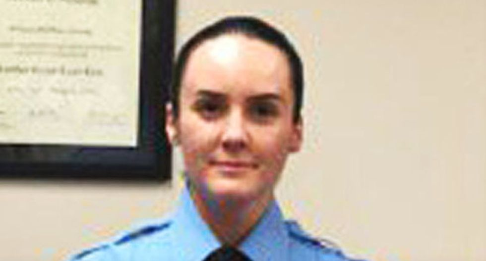 Rookie police officer killed on her first day on the job in Virginia