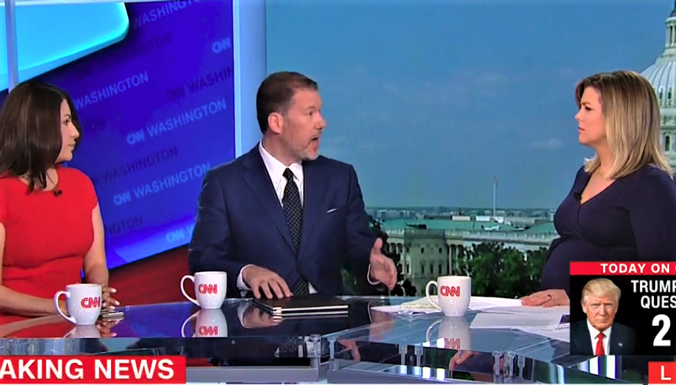 CNN panel hammers Trump for giving shady Chinese company a 'sweet deal' while shafting Canada