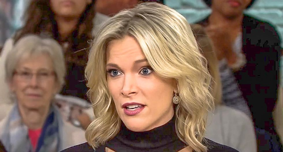 Megyn Kelly stomps Giuliani for slut-shaming Stormy: Melania 'sold her body for sexual exploitation... so come on'
